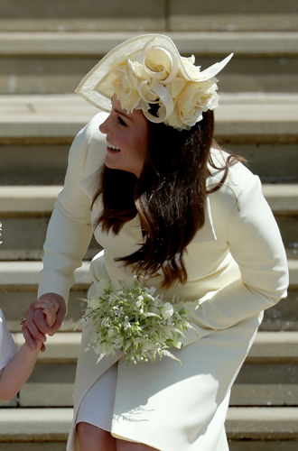 Фото №12 - Свадебная вечеринка принца Гарри и Меган Маркл: самые интересные факты