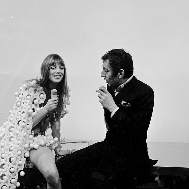 Фото №4 - Серж Генсбур и Джейн Биркин— самая стильная пара своего поколения. И вот почему