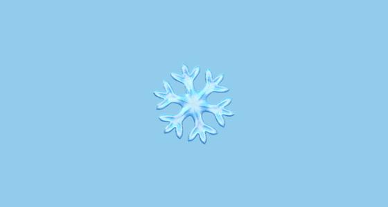 Фото №1 - Тест: Выбери снежинку и узнай, что хорошего случится с тобой сегодня