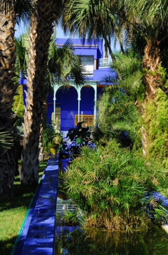Фото №4 - Аромат дня: Atlas Garden от YSL Beauty