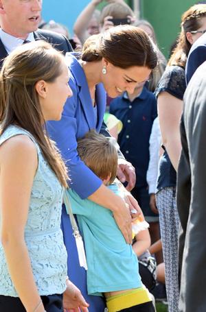 Фото №13 - Немецкие СМИ признали Кейт Миддлтон второй принцессой Дианой