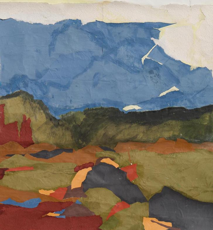 Фото №3 - Between realities: выставка Марии Руденко в Askeri Gallery