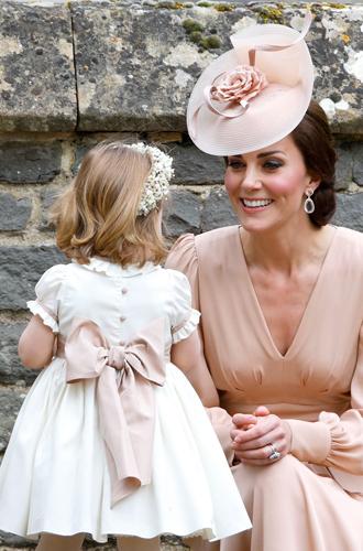 Фото №5 - Принцесса Шарлотта Кембриджская: третий год в фотографиях