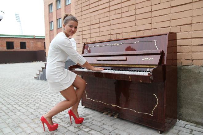 Пианино в Туле