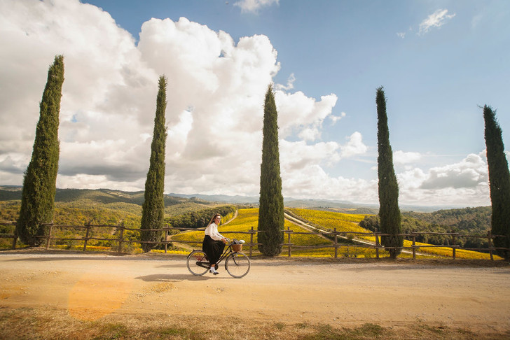 Фото №1 - По Италии на велосипеде