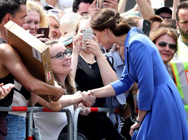 Фото №9 - Немецкие СМИ признали Кейт Миддлтон второй принцессой Дианой