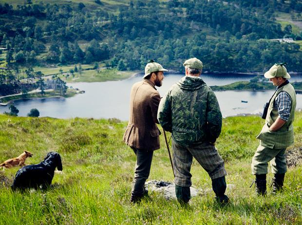 Фото №4 - Джеймс Миддлтон – о своей новой жизни в Шотландии: эксклюзив Marie Claire