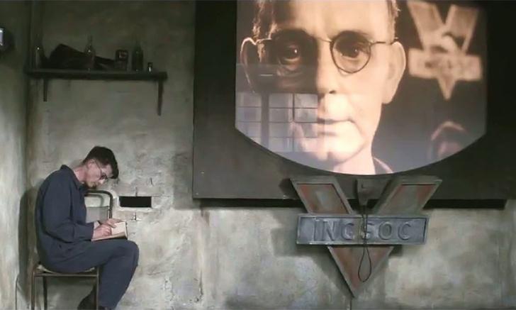 Кадр из фильма «1984» Майкла Рэдфорда