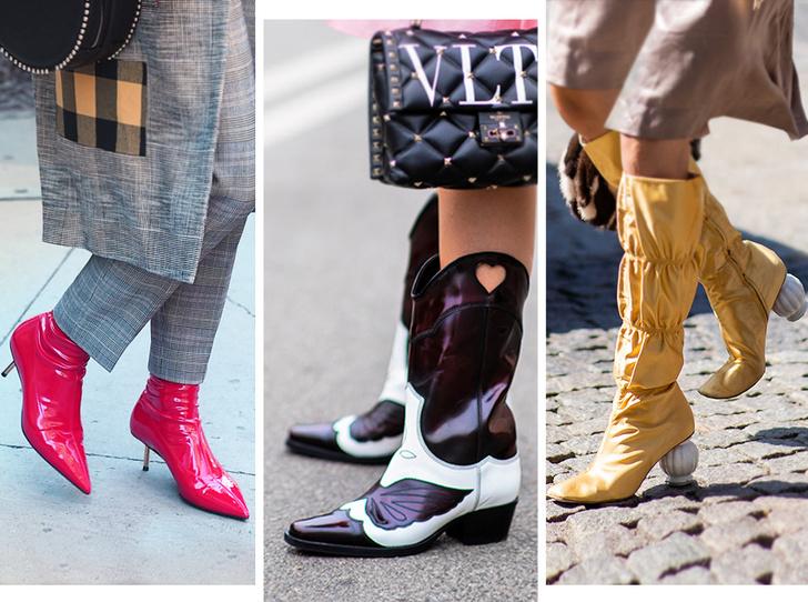 Фото №1 - Полный гид по самой модной обуви осеннего сезона 2018