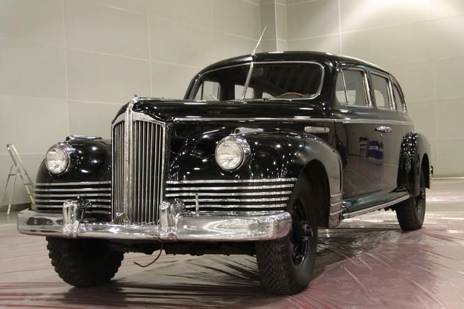Фото №8 - Назад в СССР: 5 самых роскошных советских автомобилей