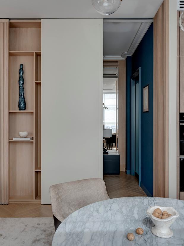 Фото №8 - Квартира 60 м² с видом на Екатерининский парк