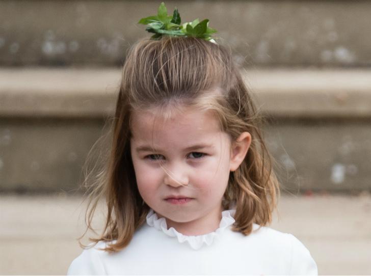 Фото №1 - Почему Шарлотта может не стать «королевской принцессой», когда вырастет