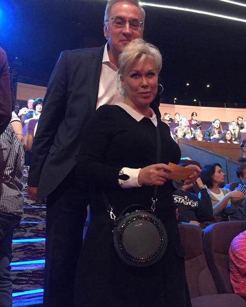 Фото №4 - Леди-босс мира подгузников и мать звезды: что мы знаем о новой супруге Андрея Норкина