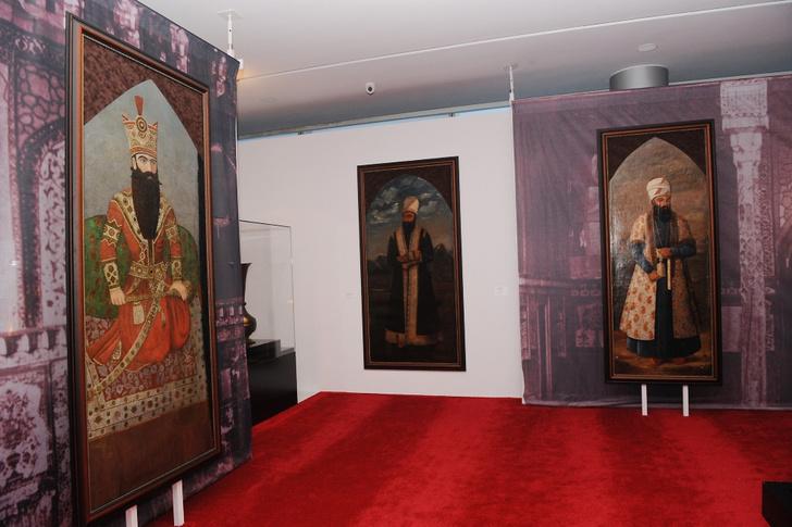 Фото №3 - Сокровища Эриванского ханства: в Баку открыта выставка, посвященная исчезнувшей эпохе