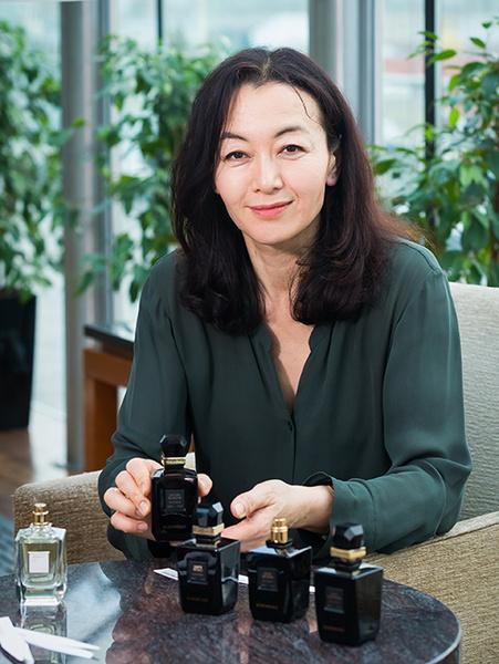 Фото №9 - Кейко Мечери: «В Японии ароматы носят совсем не так как в Европе»