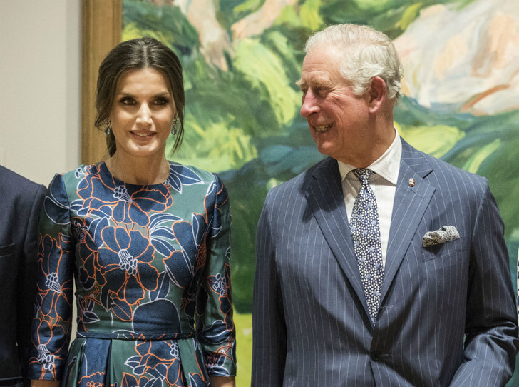 Фото №1 - Встреча Летиции и Чарльза, или Почему принц Уэльский — главный джентльмен британской королевской семьи