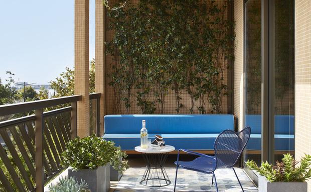 Фото №5 - Да будет цвет: 10 идей декорирования террасы