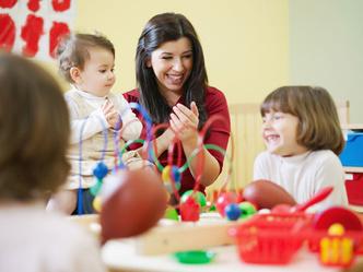 Фото №1 - Скоро в детский сад?