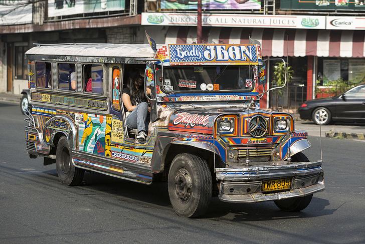 Фото №7 - Прокачу с ветерком! 10 аутентичных видов транспорта
