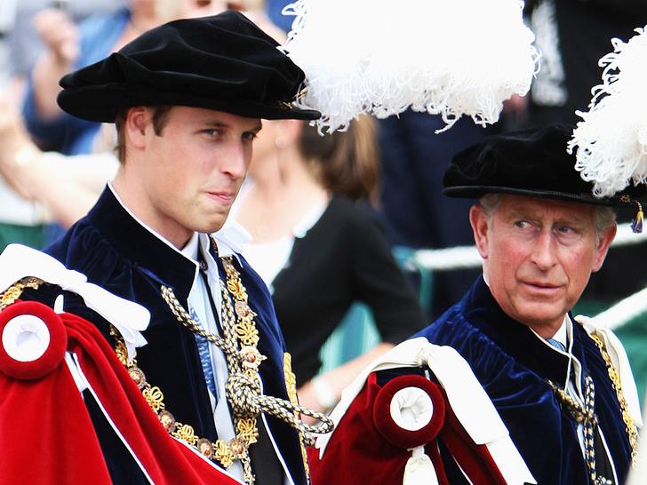 Фото №1 - В новом статусе: какие титулы получит принц Уильям, когда его отец станет королем