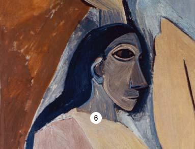 Фото №5 - Другое измерение: 8 секретов «Авиньонских девиц» Пикассо