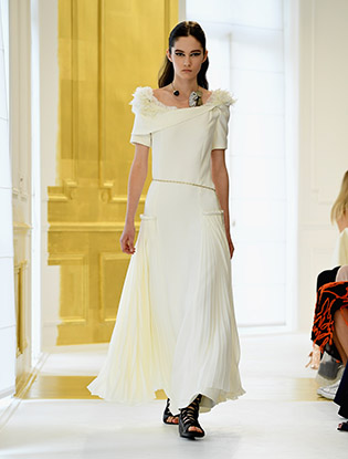 Фото №11 - В деталях: лучшие свадебные платья haute couture осень/зима 2016