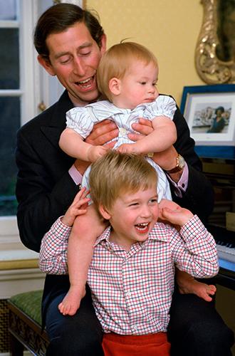 Фото №27 - Принц Уильям: история в фотографиях