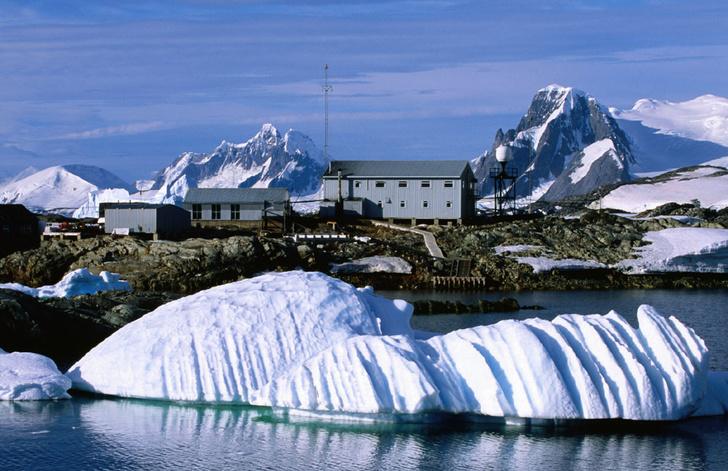 Фото №8 - В диких условиях: история полярных станций Антарктиды