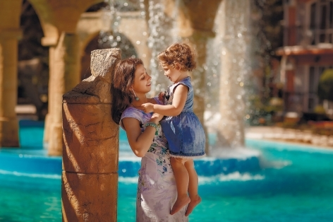 Фото №3 - Фотопроект «Семейные истории» сети черноморских курортов Alean Family Resort Collection: о вечных ценностях и истинной любви