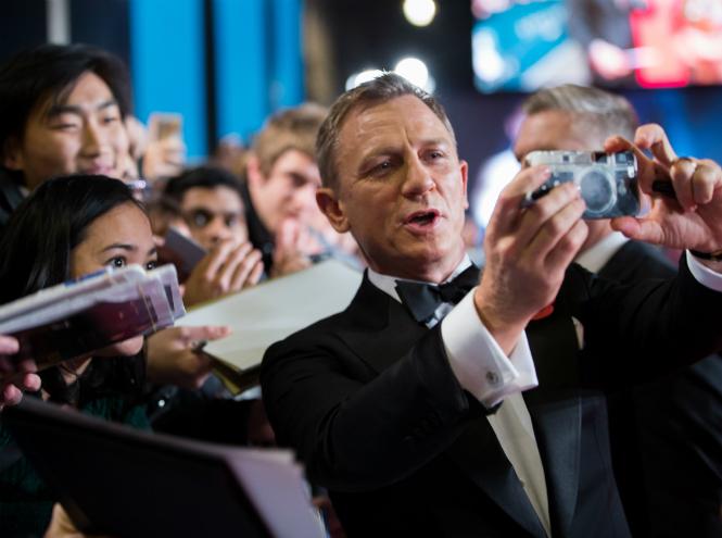 Фото №2 - В Лондоне состоялась премьера «007: Спектр»