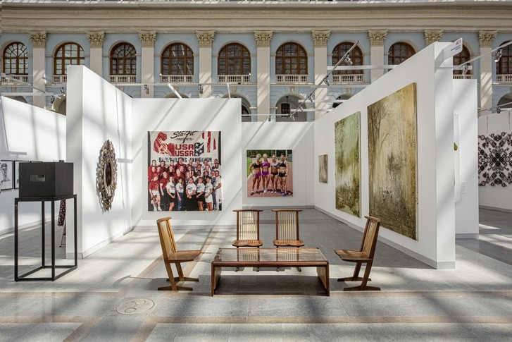Фото №1 - 20 лет спустя: юбилей галереи Марины Гисич