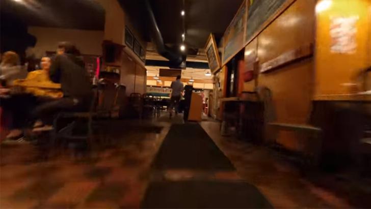 Фото №1 - Захватывающее дух видео с дроном, после которого все остальное кажется детским садом