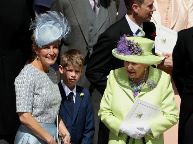 Фото №2 - Наследие Короны: какой титул любимый внук Елизаветы получит после совершеннолетия