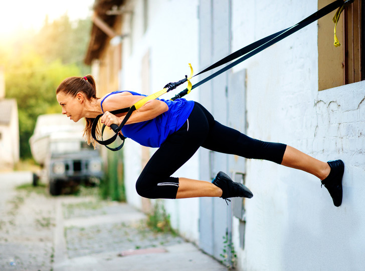 Фото №3 - Что такое TRX: фитнес родом из спецназа