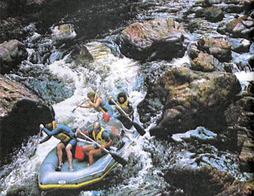 Фото №1 - Вниз по последней реке