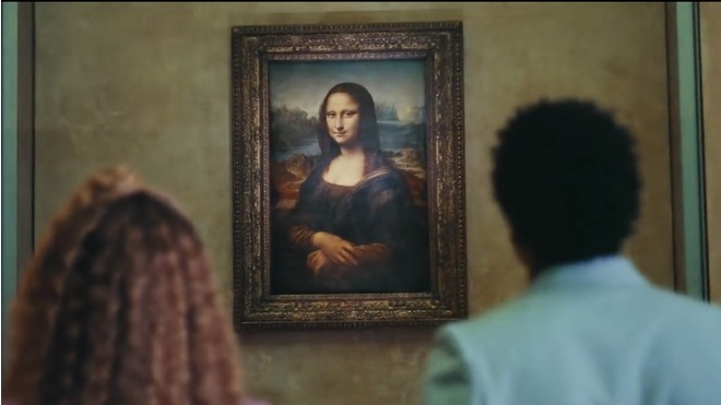 Beyoncé and Jazey's new clip was made in empty Louvre