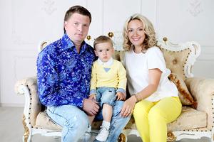 Фото №17 - Результаты конкурса «Мама, папа, я  - стильная семья!»