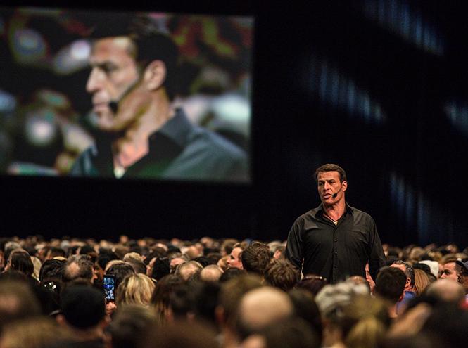 Фото №21 - Тони Роббинс: человек, который разбудит в вас исполина и заработает на этом миллионы