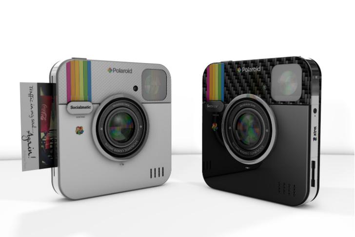 Фото №1 - Хотим немедленно: Камера Polaroid + Instagram