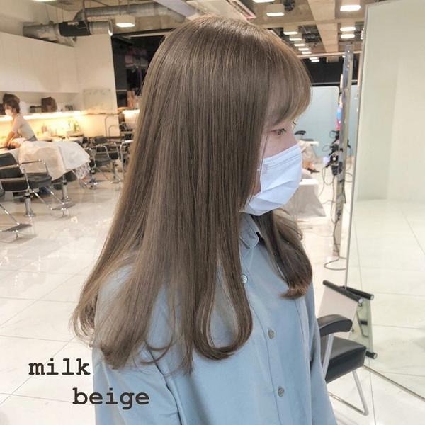 Фото №5 - Молочный цвет волос: самое модное окрашивание этого лета