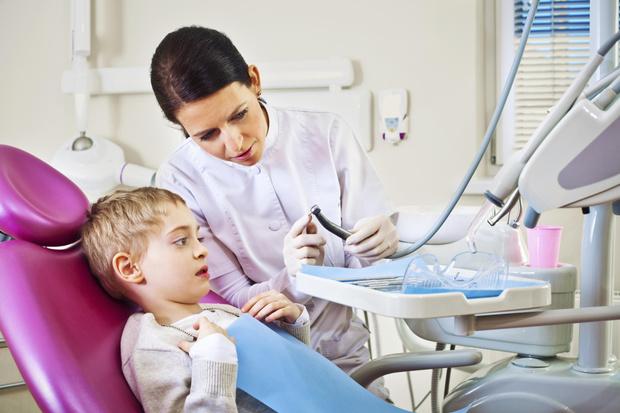 лечение зубов ребенку под наркозом