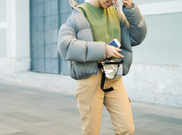 Фото №1 - Фисташка, шалфей и зеленый чай: как носить главную альтернативу цвету хаки