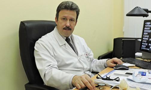 Фото №1 - Во Введенской больнице появился главный врач - полковник