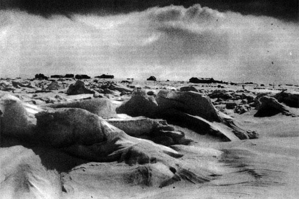 Фото №1 - Изба на пустынном берегу