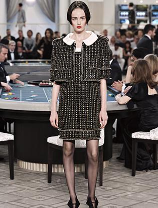 Фото №16 - Неделя Высокой моды в Париже: Chanel FW2015/16