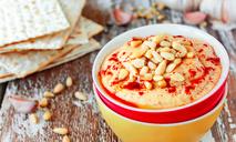 Хумус – знаменитый дип из Израиля