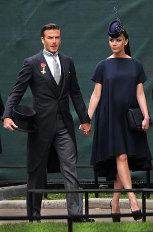 Фото №2 - Самые забавные моменты на королевских свадьбах (истории в фотографиях)