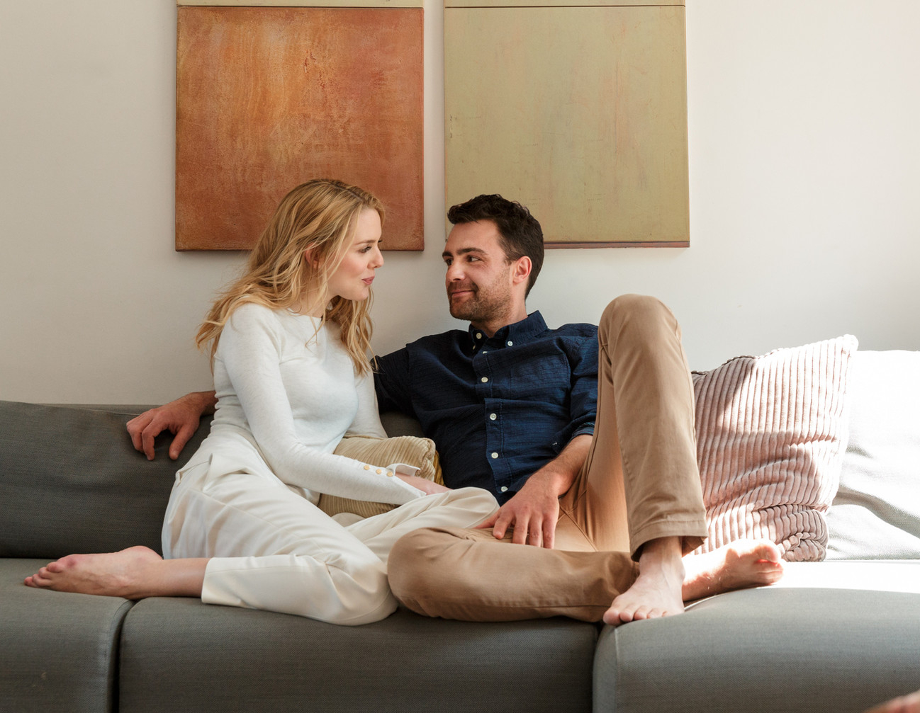 Image result for couple barefoot