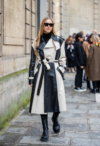 Фото №11 - Самая модная обувь сезона: где искать челси на платформе (и с чем их носить)