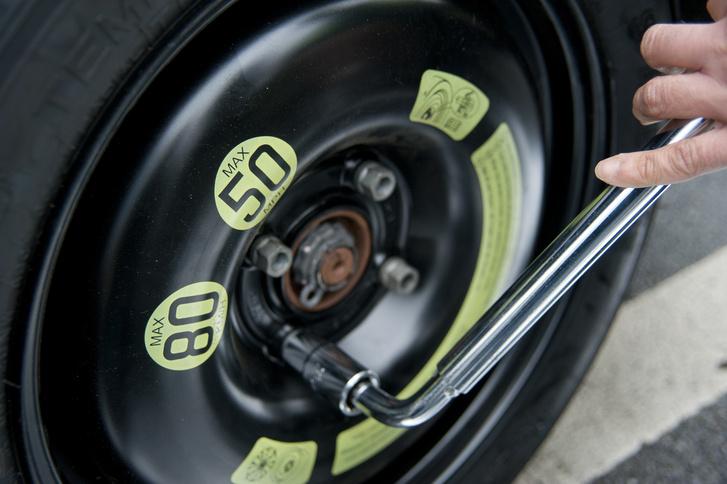Фото №6 - Пятая нога: история и современность автомобильной запаски